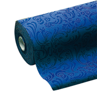 Non-woven navy blue tablecloth roll  50 000x1 200mm
