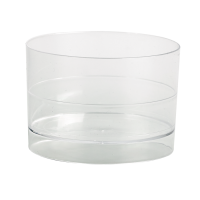 """Bodega"" clear mini plastic PS cup 60ml Ø40mm  H40mm"