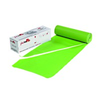 Green PEBD piping bag in roll dispenser  290x590mm