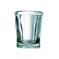 "Vierkant shotglas ""Quadra"" 60ml Ø50mm  H60mm"