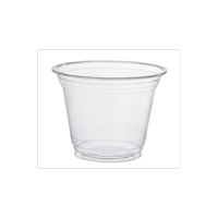 Coupe pour dessert PLA transparent  240ml Ø96mm  H74mm