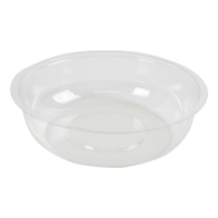 Clear PET insert for cups  Ø93mm  H25,5mm