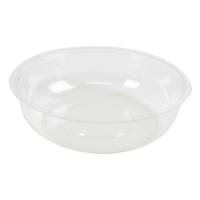 Clear PET insert for cups  Ø95mm  H25,5mm