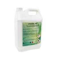 Hydroalcoholic Solution 5L 5000ml 150x100mm H290mm