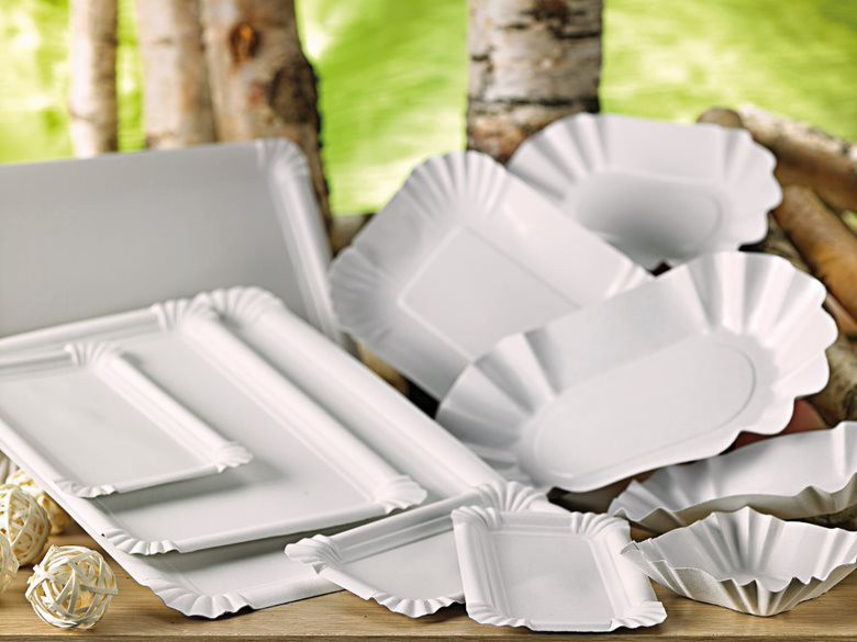 Opt for our eco-friendly disposable tableware to preserve the environment