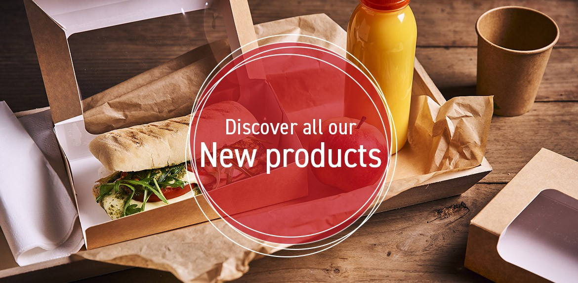 Discover all our New Products